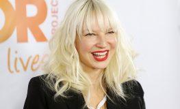 """Sia presenta su nuevo sencillo """"Rainbow"""""""