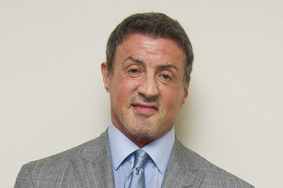 El impresionante aspecto de Sylvester Stallone