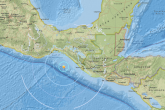 México: se registra un sismo de magnitud 5,6.