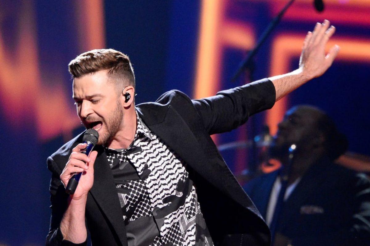 Justin Timberlake encabezando el Super Bowl