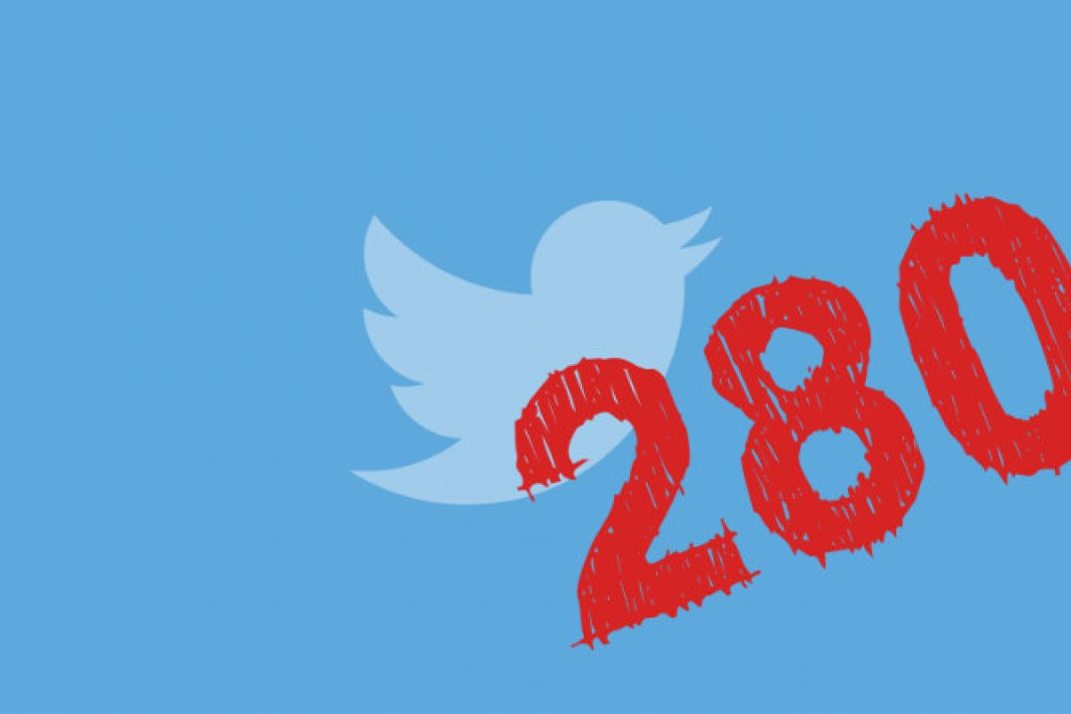 Twitter amplía el límite a 280 caracteres por tuit