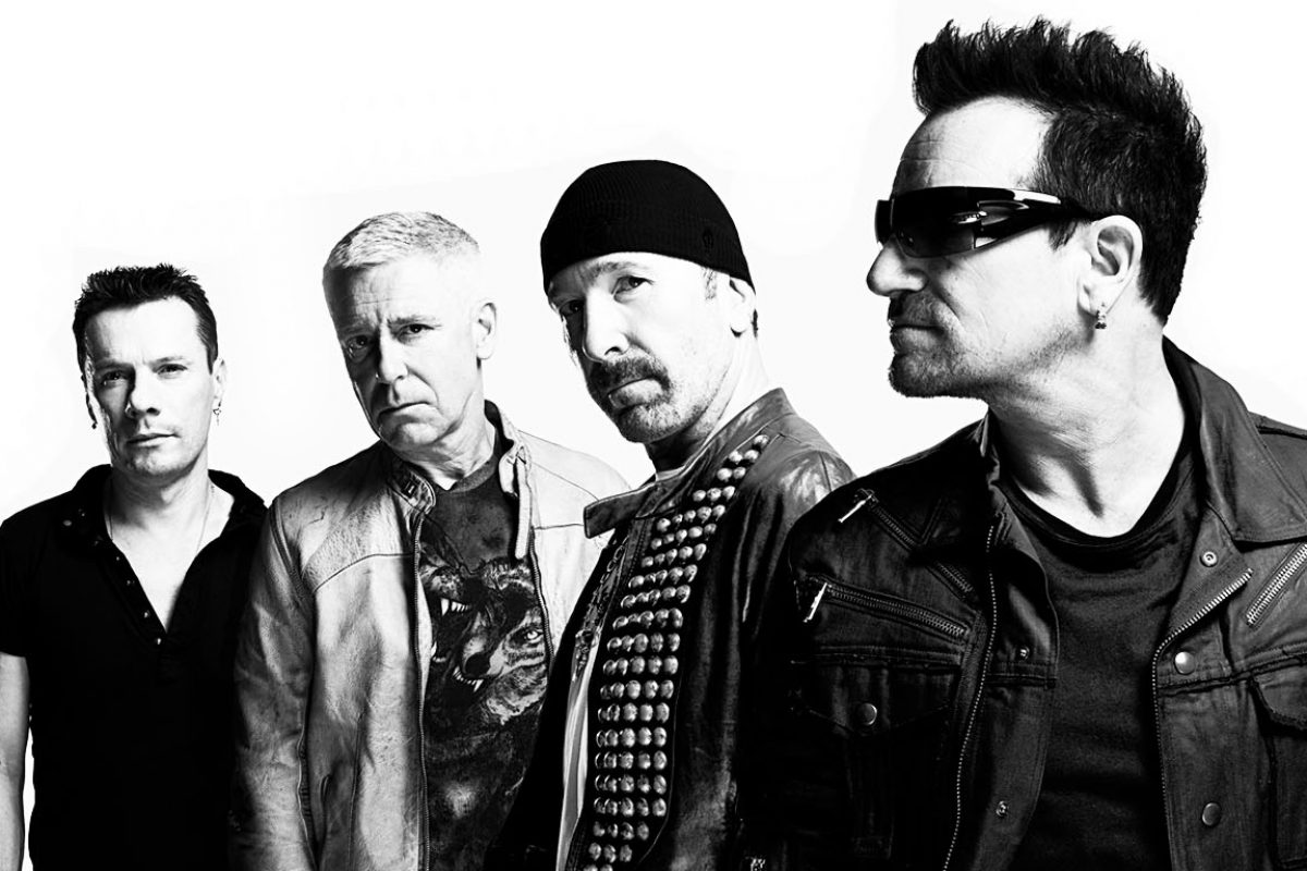 "U2 lanza nuevo single ""You're The Best Thing About Me"""