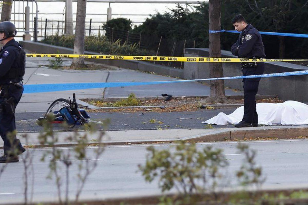Tiroteo en New York deja múltiples muertos y heridos