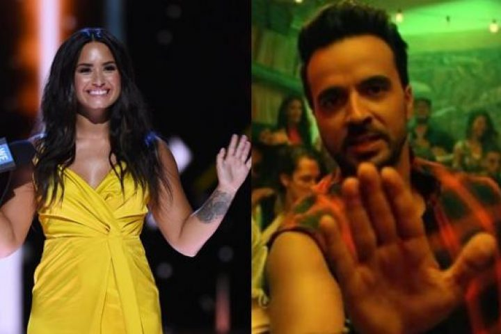 Demi Lovato y Luis Fonsi preparan nuevo sencillo