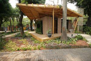Casa Sostenible en CASACOR Paraguay - Mauro Remonato - Gabriela Mezquita - Hugo Riveros - Alberto Gross