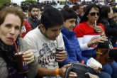 Paraguay rompe récord Guinness con la ronda más grande de tereré