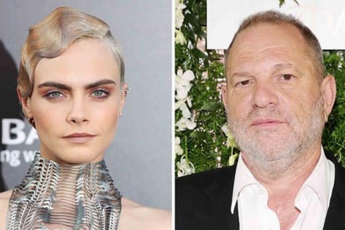 Cara Delevingne relata las agresiones que sufrió por parte de Harvey Weinstein