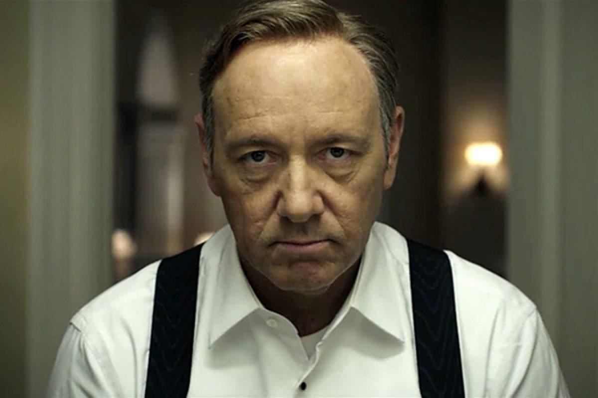 """Tras escándalo Netflix suspende el rodaje de """"House of Cards"""""""
