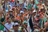NACIONALES | Campesinos se instalarán en Asunción desde mañana