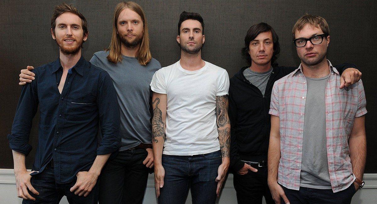"""Maroon 5: """"Red Pill Blues"""" saldrá a la venta en noviembre"""