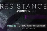 Resistance regresa a Asunción