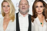 Angelina Jolie, Gwyneth Paltrow y otras actrices acusan de acoso sexual al productor Harvey Weinstein