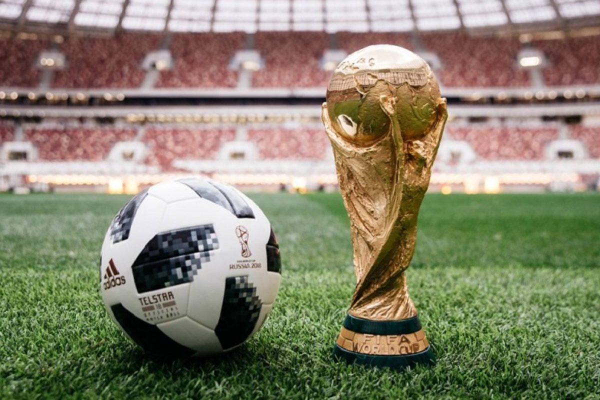 Presentan el balón del Mundial 2018