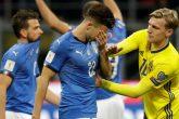 Italia queda fuera de la copa del mundo