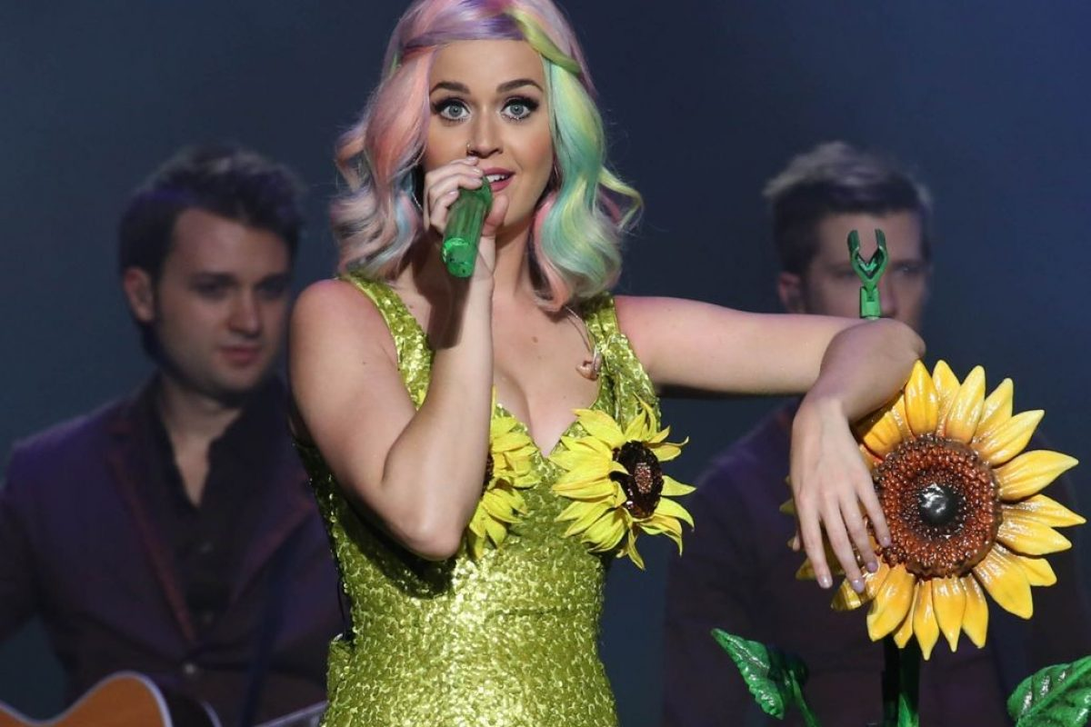Prohíben a Katy Perry entrada a China