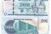 ¡Notifican prestar atención ya que presuntamente circulan billetes falsos de G. 20.000 !