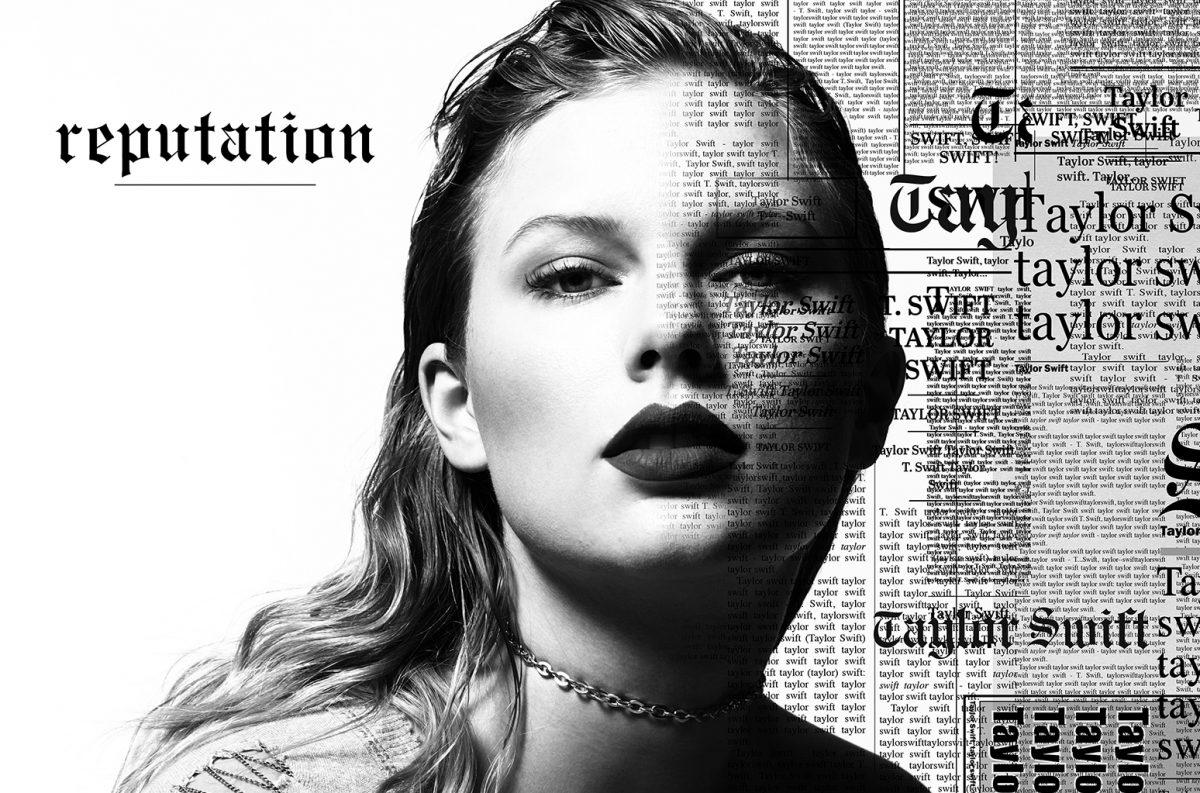 """""""Reputation"""" de Taylor Swift se convierte en el álbum más vendido del 2017"""