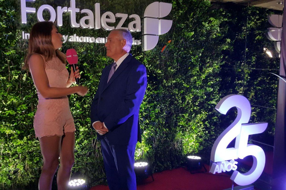 Fortaleza celebró 25 años de grandes logros