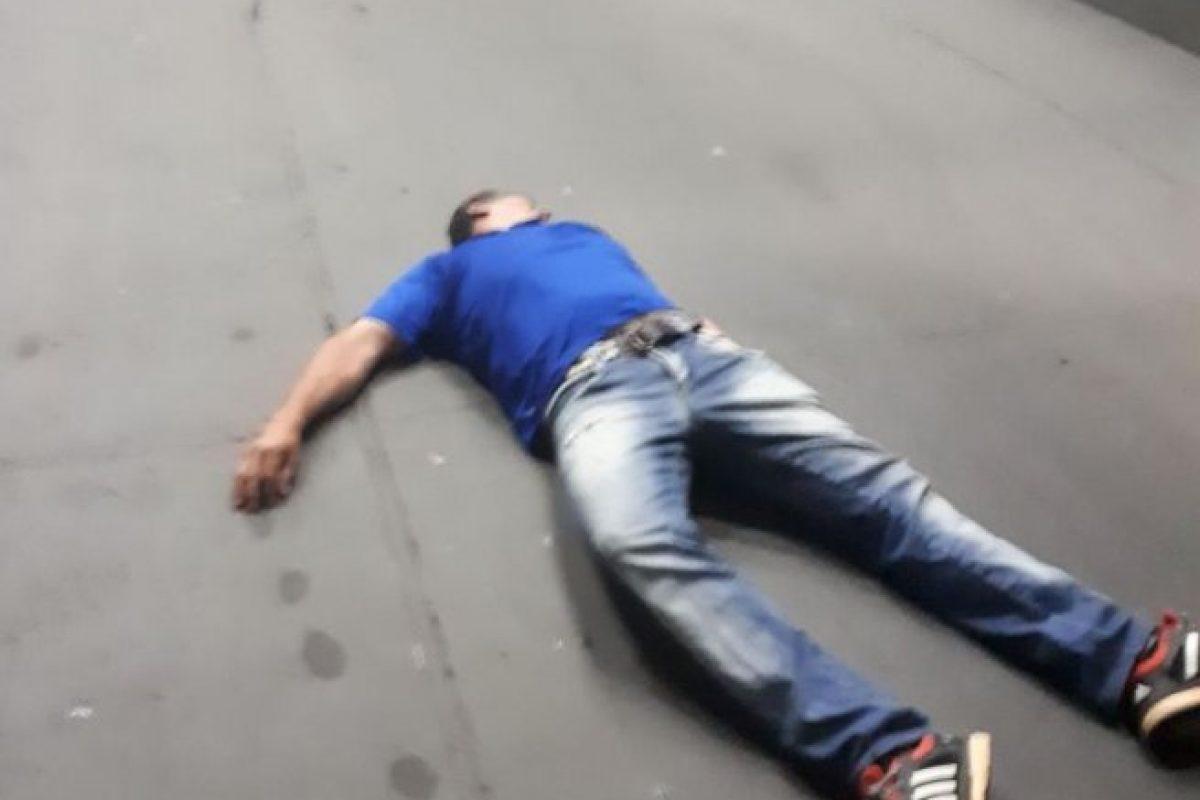 Portero de la APF fue atropellado después del partido