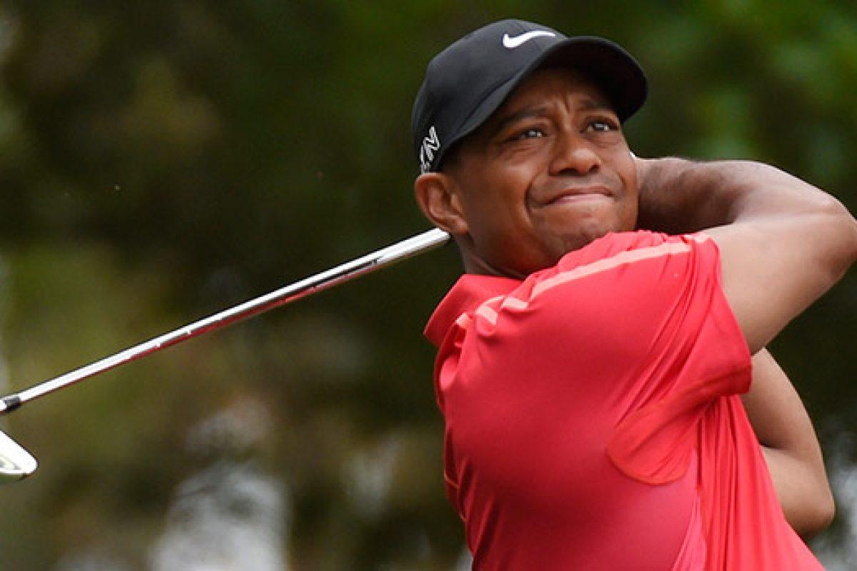Tiger Woods regresa al golf