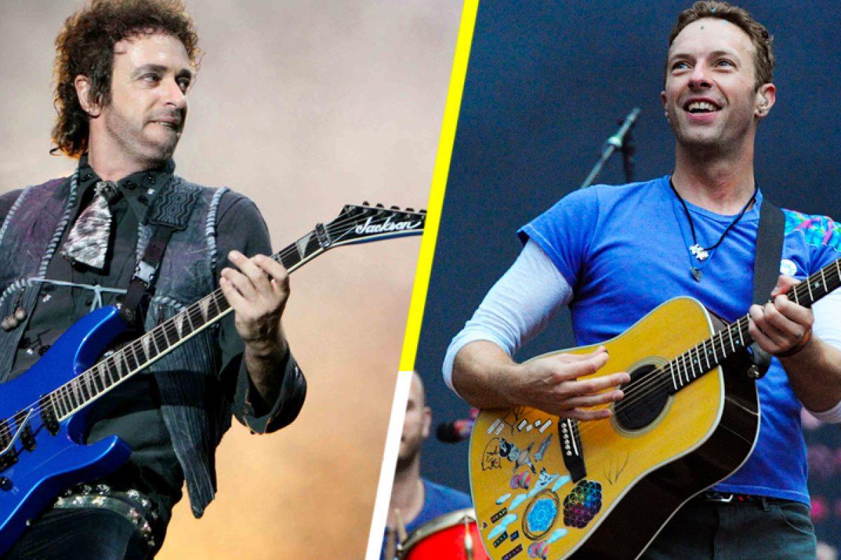 La historia detrás del homenaje de Coldplay a Soda Stereo