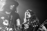 Dave Grohl tocó con Guns N' Roses