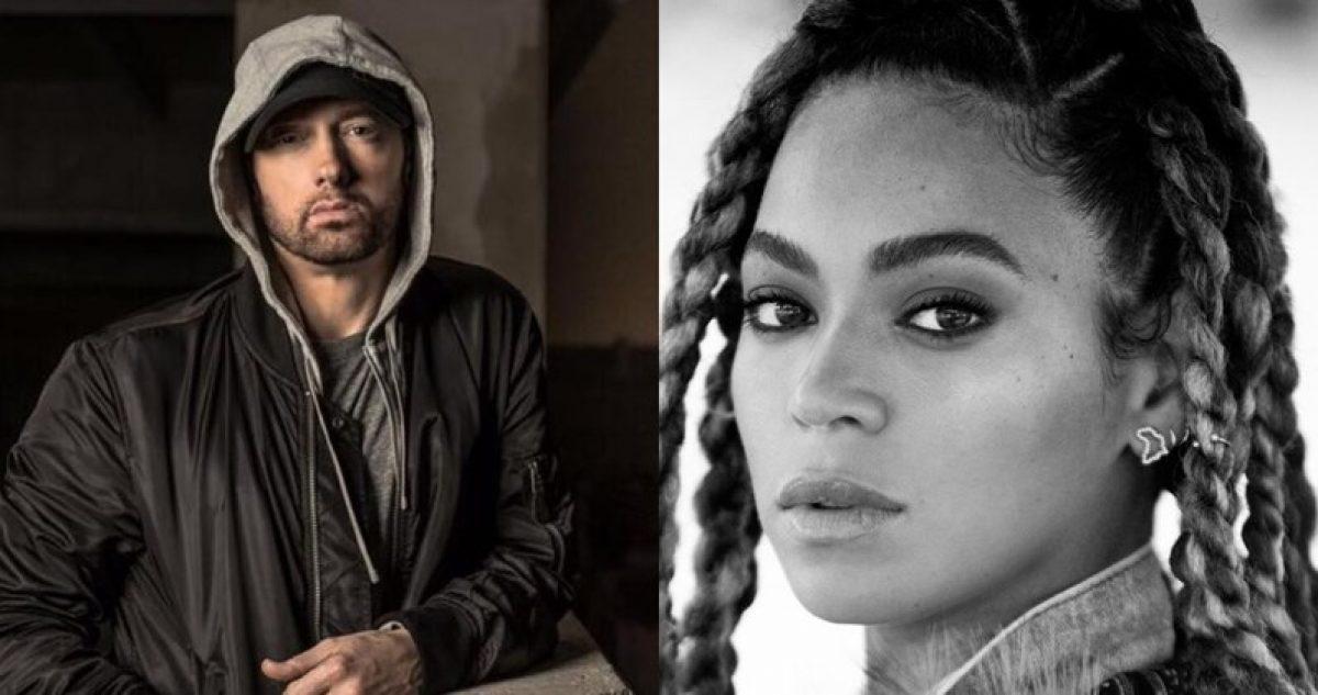 Eminem regresa a la música con Beyoncé