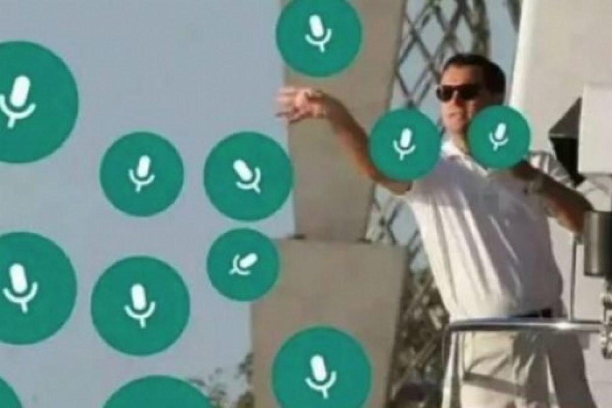 WhatsApp permitirá enviar mensajes de voz a manos libres