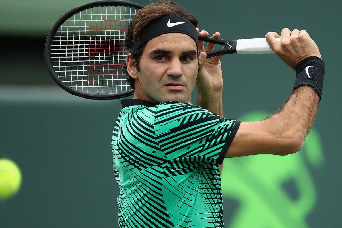 Federer logra otro récord