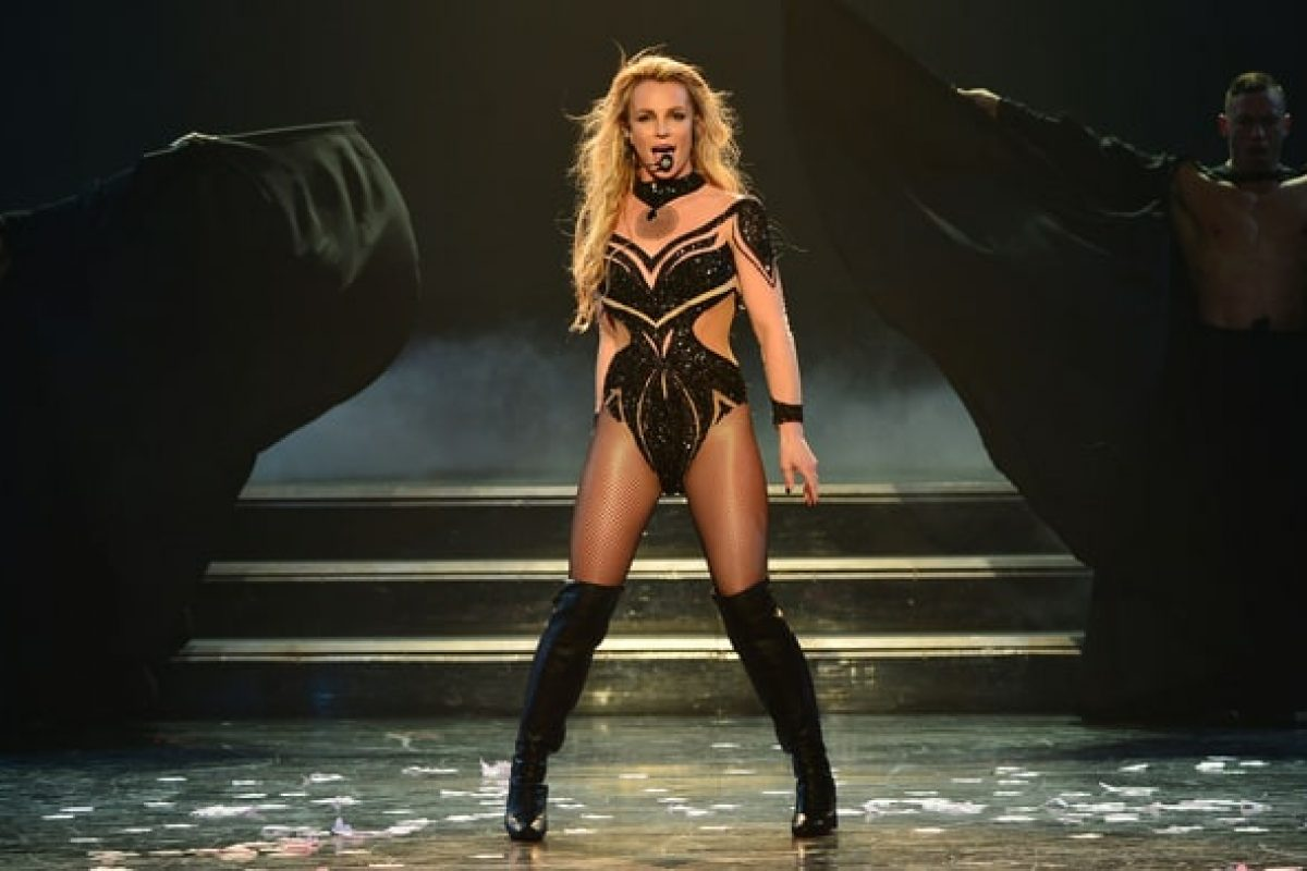 "Britney Spears gana 4 premios de ""Best of Vegas"" con ""Piece of Me"""