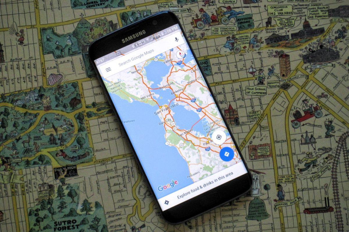 Google Maps estrena nueva apariencia