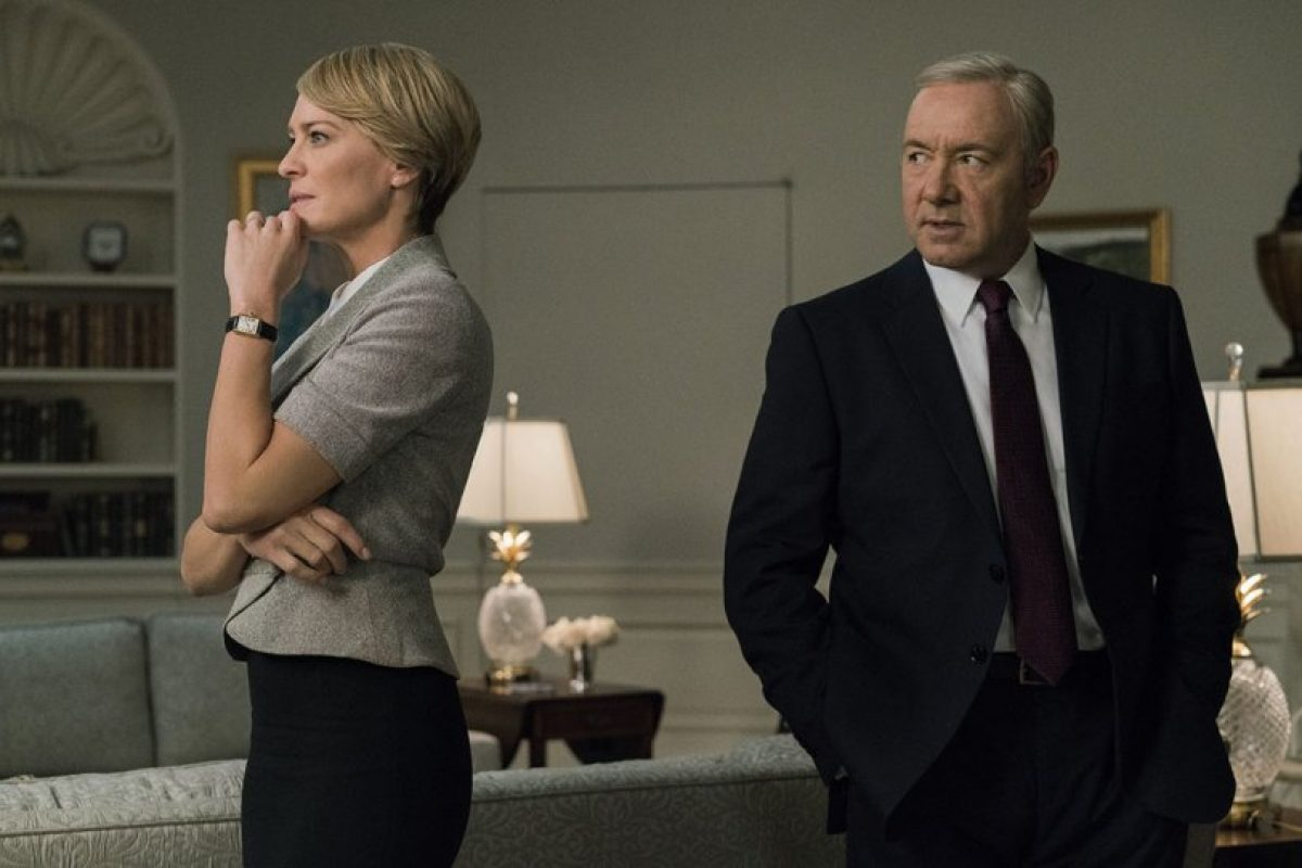 """House of Cards"" prepara su regreso sin Kevin Spacey"