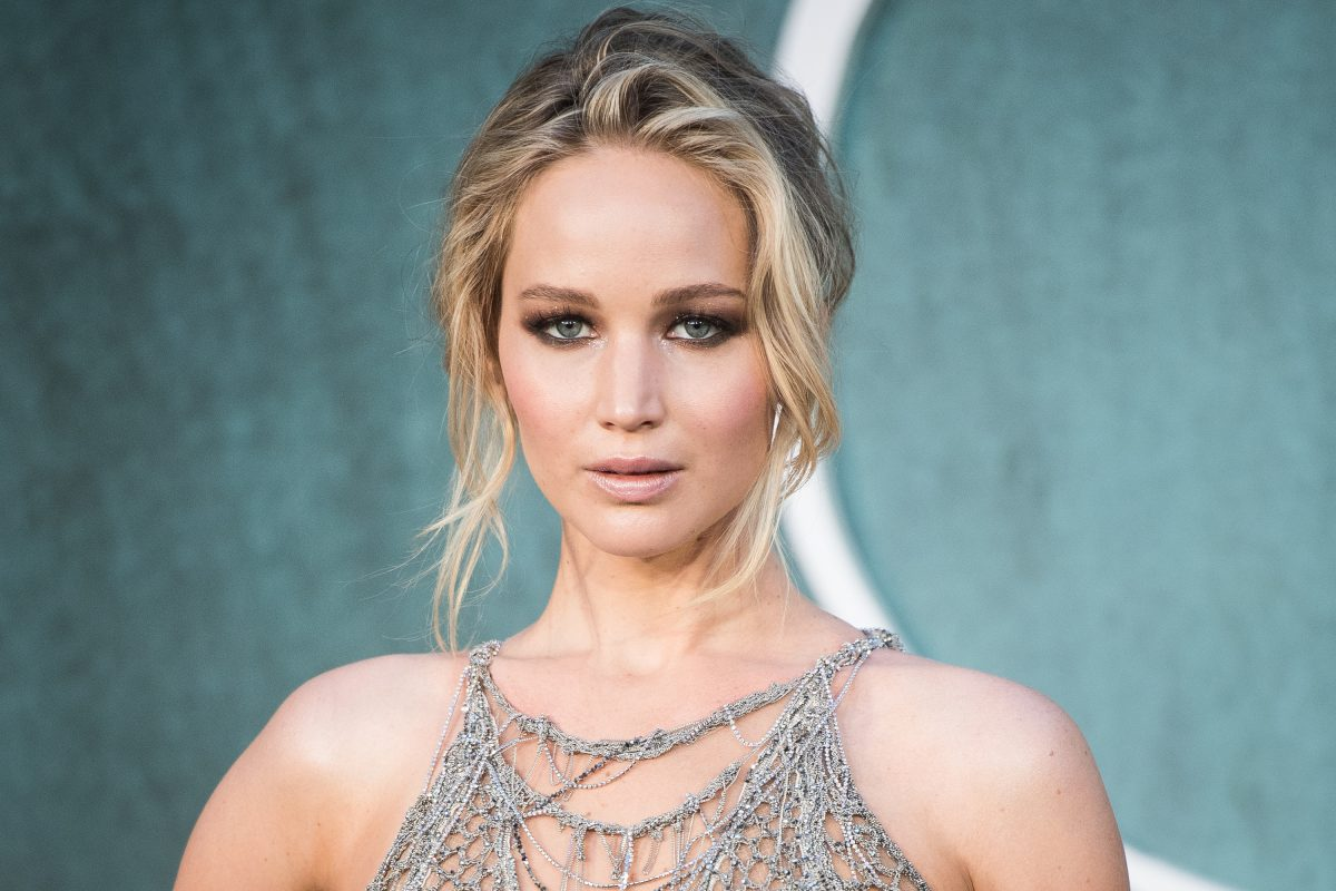 Jennifer Lawrence confiesa por qué suele ser tan grosera con sus fans