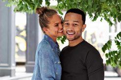 ¡John Legend y Chrissy Teigen esperan a su segundo hijo!