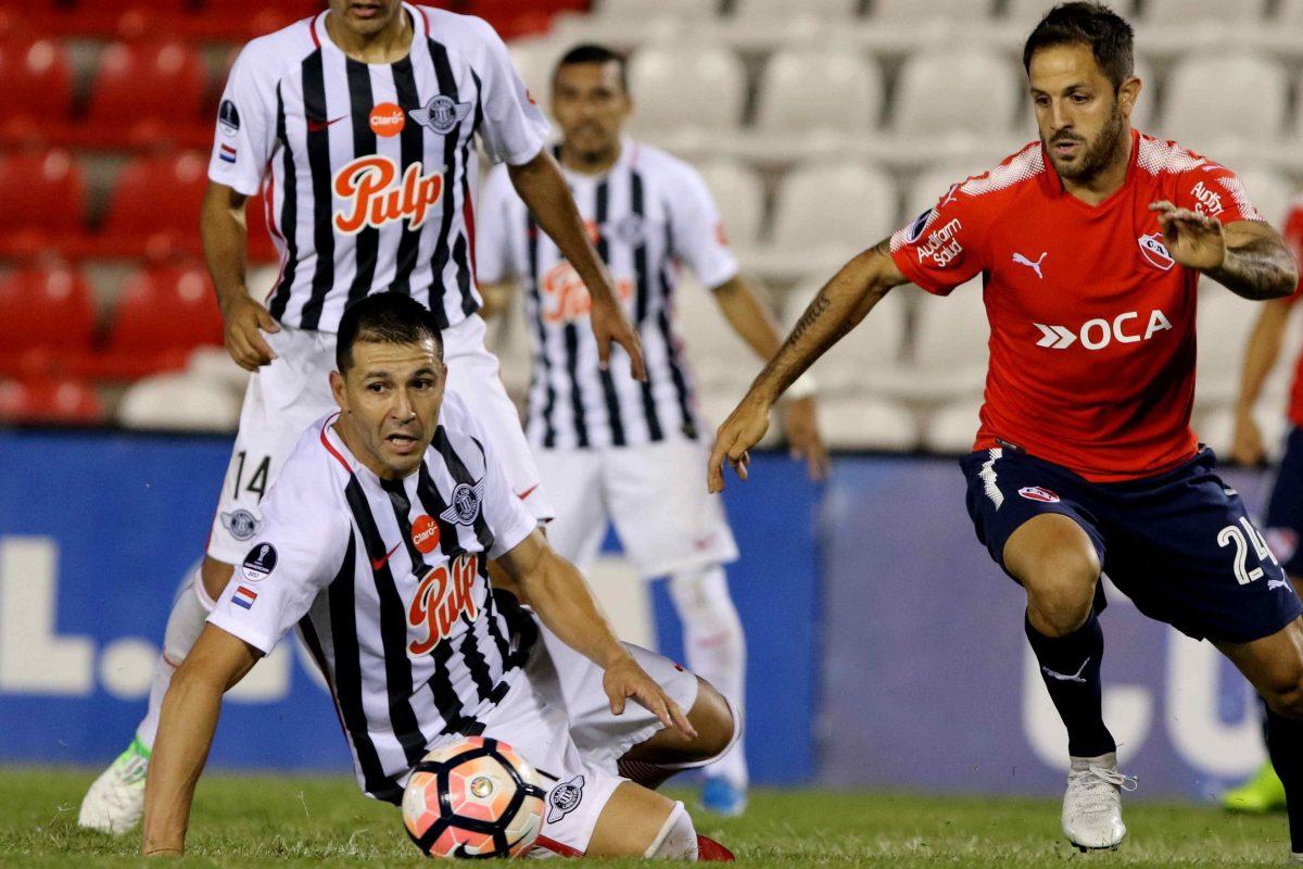 Libertad busca hacer historia ante Independiente