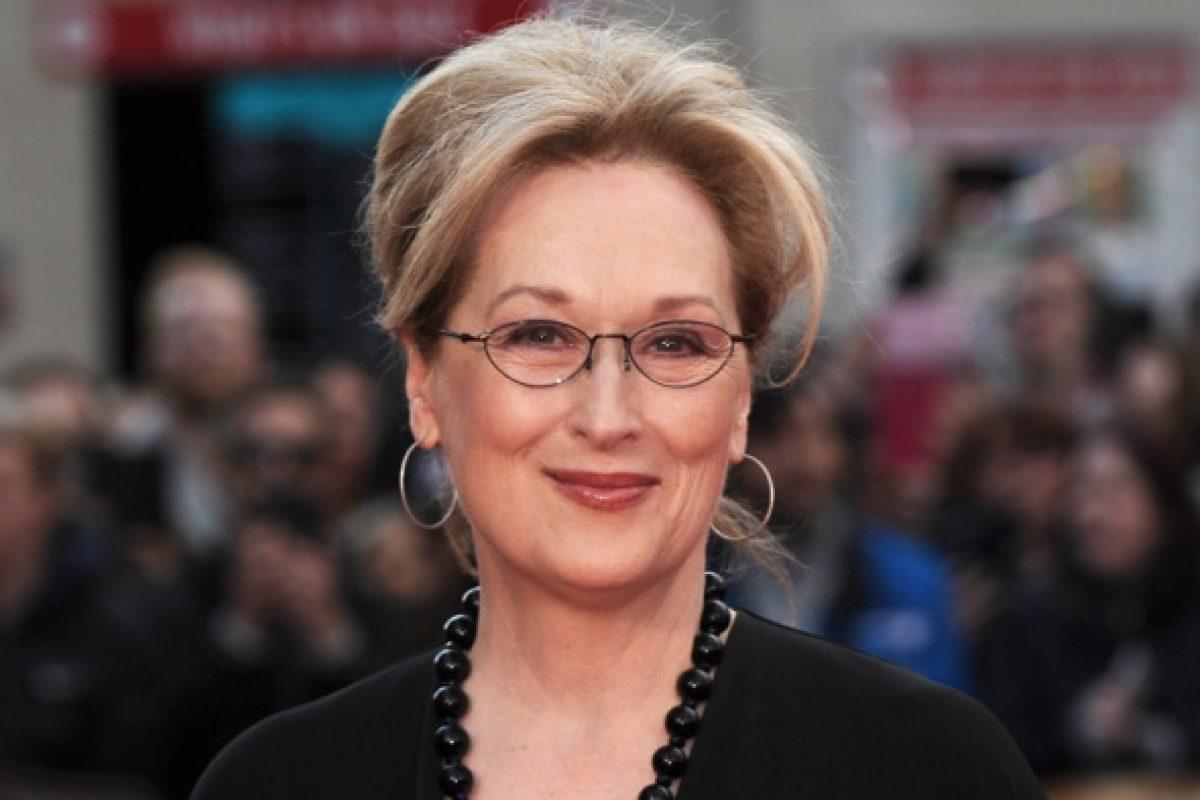 Meryl Streep habló sobre la violencia contra las mujeres