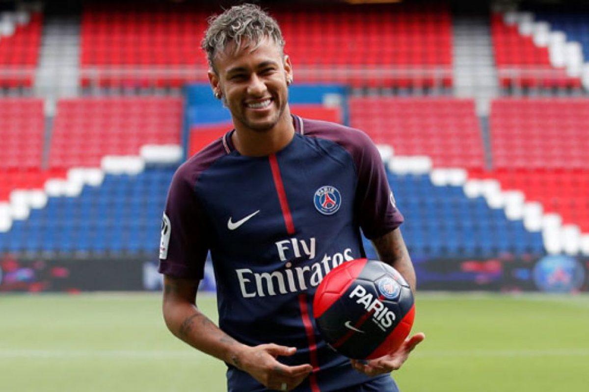 Neymar se muda de París por cuestiones de seguridad