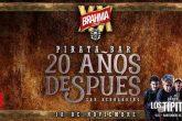 Pirata Bar vuelve a San Bernardino 20 años después