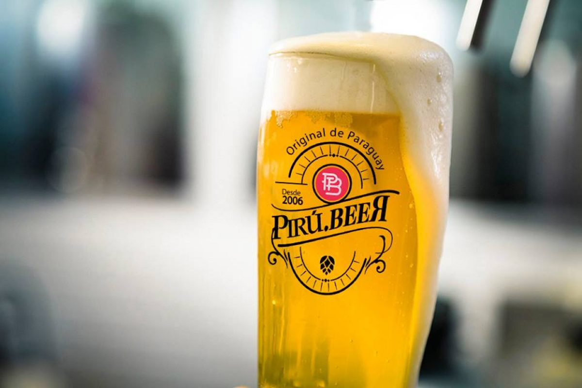 Pirú Beer: la cerveza que no engorda.