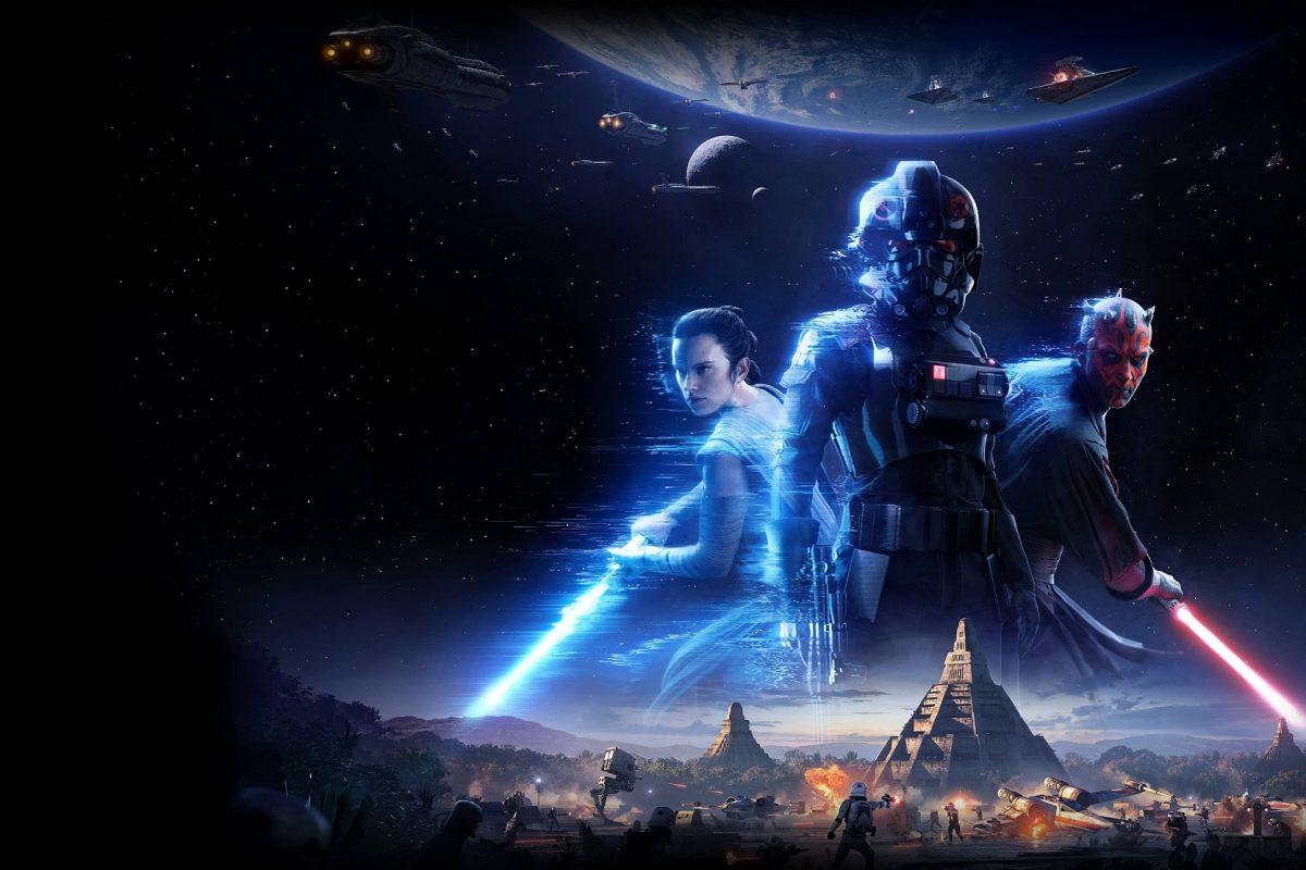 Nuevo videojuego de Star Wars: Battlefront 2