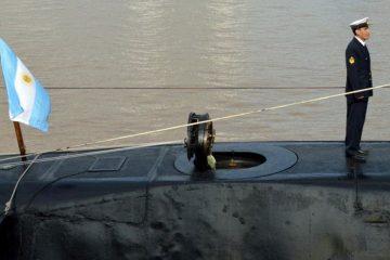 Armada confirma explosión en la zona de búsqueda del submarino ARA San Juan