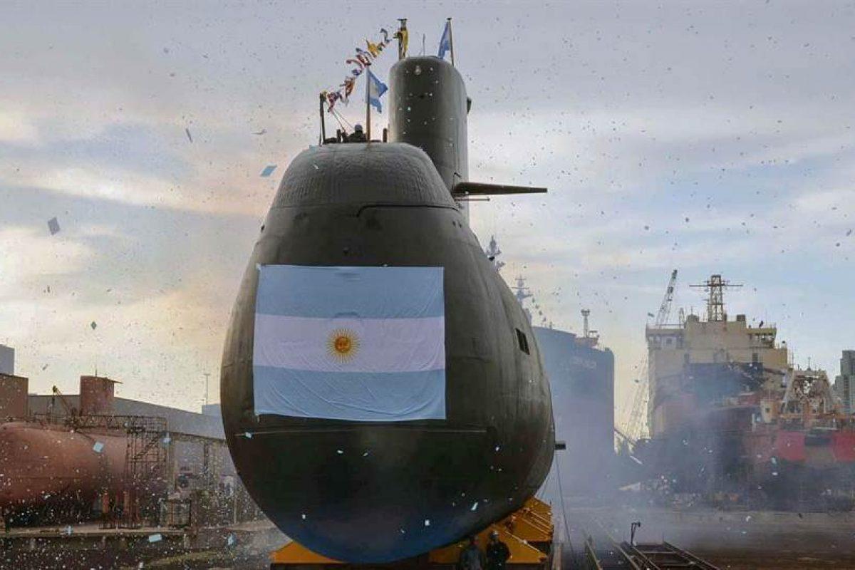 Se filtraron las últimas fotos del Submarino ARA San Juan, antes de su desaparición