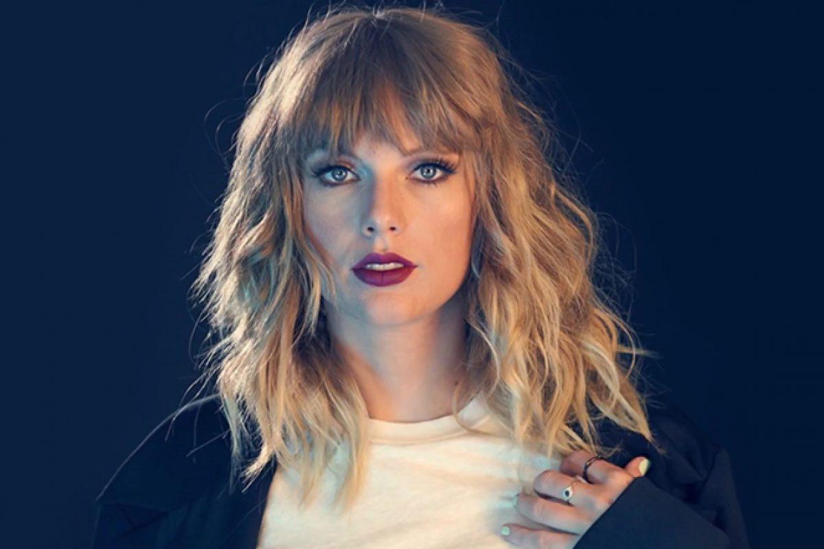 Taylor Swift vendió 400.000 copias de su nuevo álbum