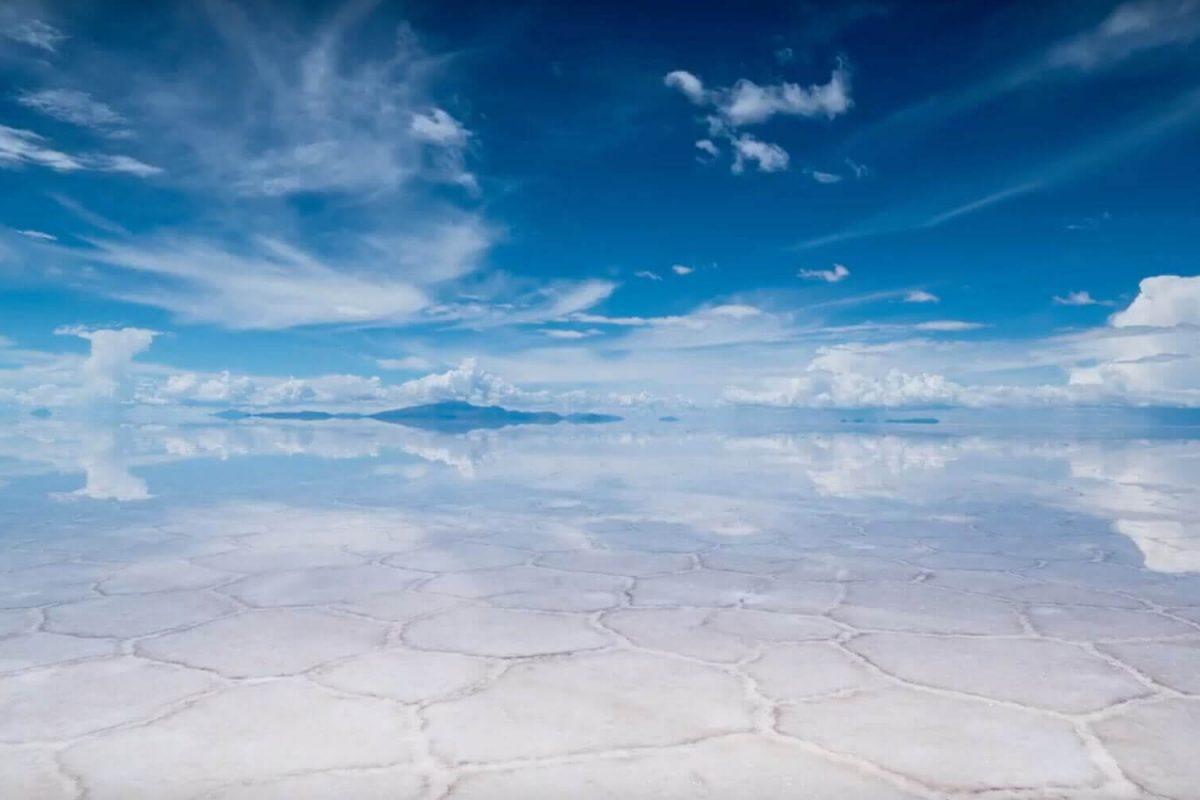 La magia del Salar Uyuni en un solo día
