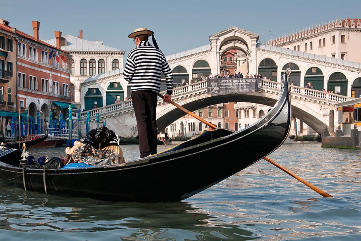Venecia, la ciudad mágica