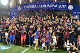 Libertadores: Cerro ante Gremio, Defensor y Monagas