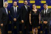 """""""Premios Tigo Sports"""" destacó a los mejores deportistas paraguayos"""
