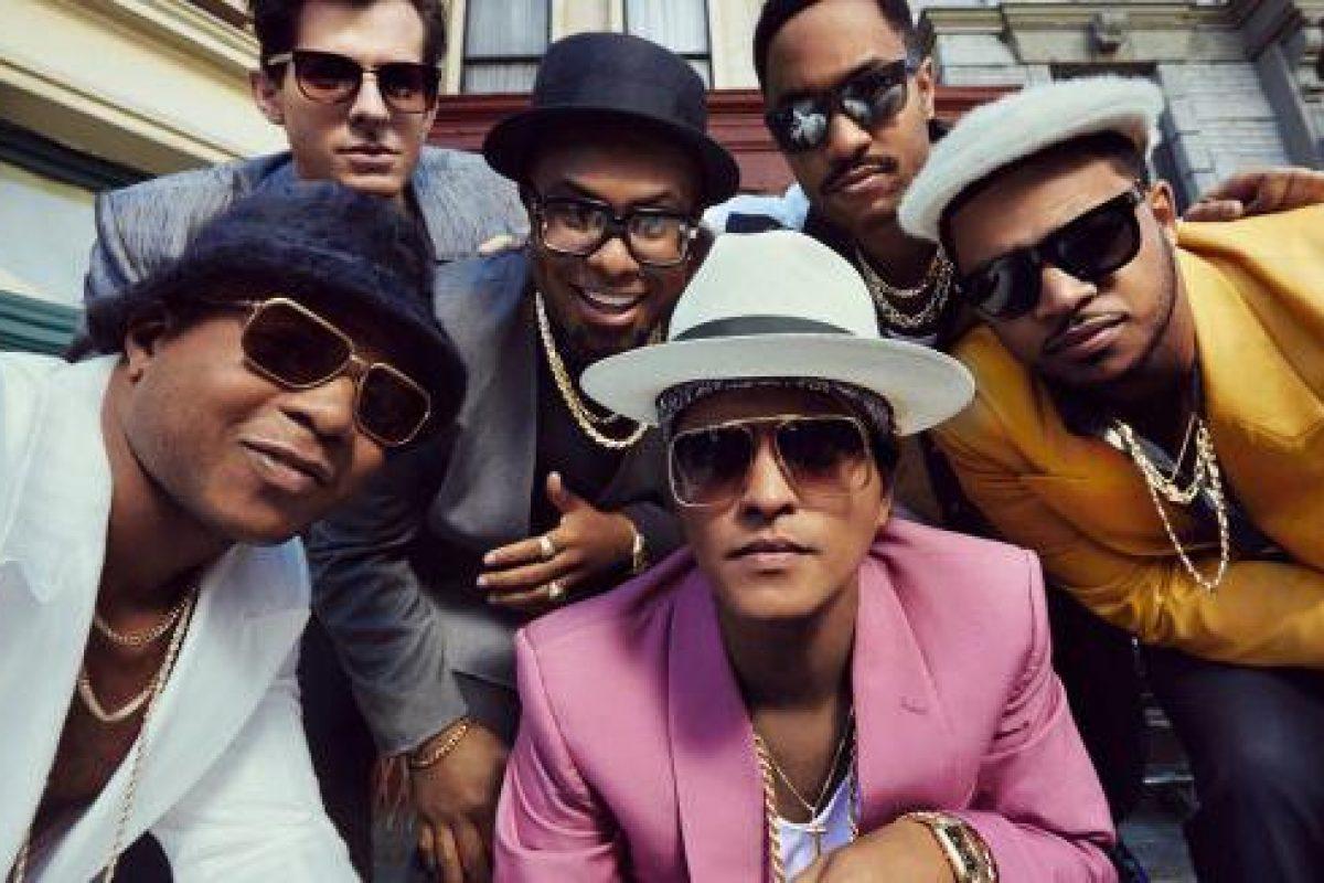 """Acusan de plagio a Bruno Mars en """"Uptown Funk"""""""