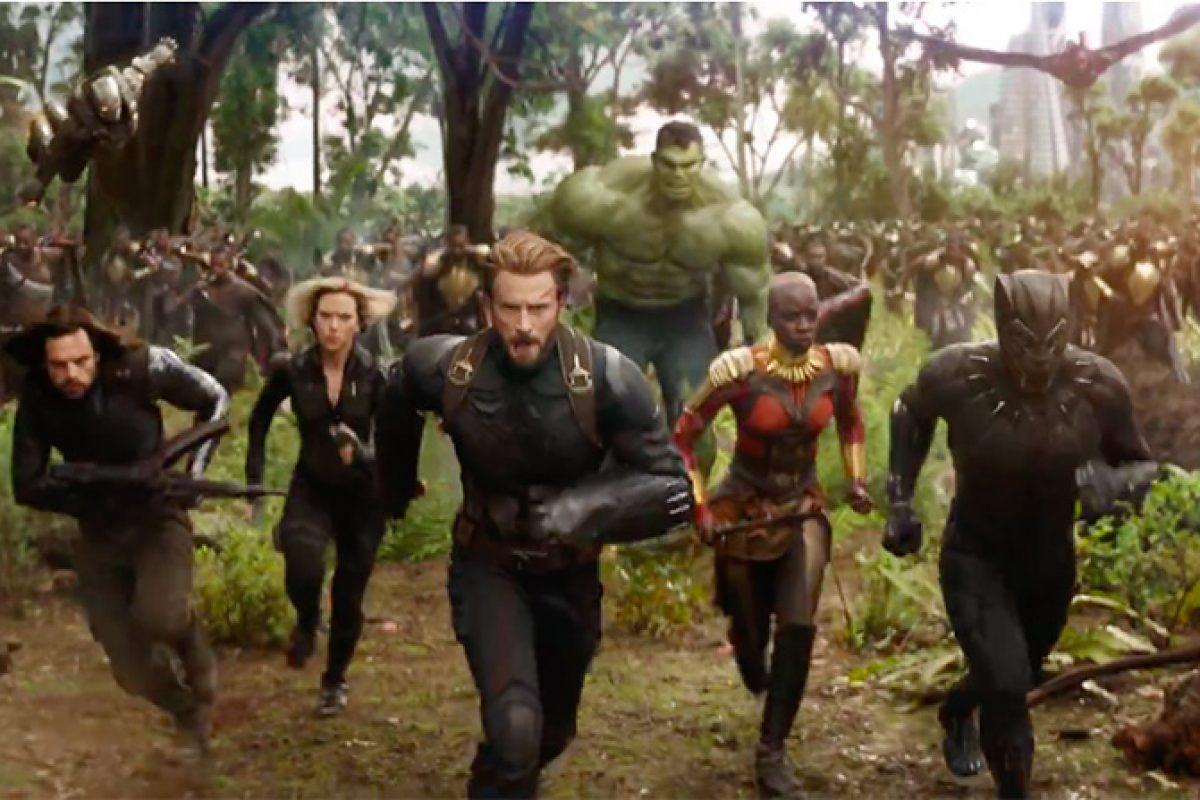 Siete personajes ausentes en el tráiler de Avengers: Infinity War