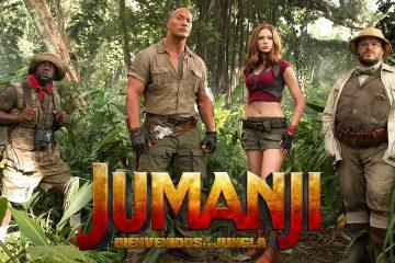 La secuela de Jumanji: Bienvenidos a la jungla es duramente criticada